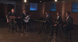 "Nashville Tribute Band's New Song, ""In His Love"""