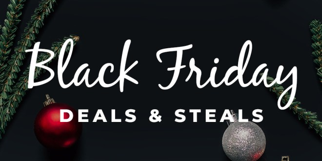 The Best LDS Black Friday Deals - 2020 Edition