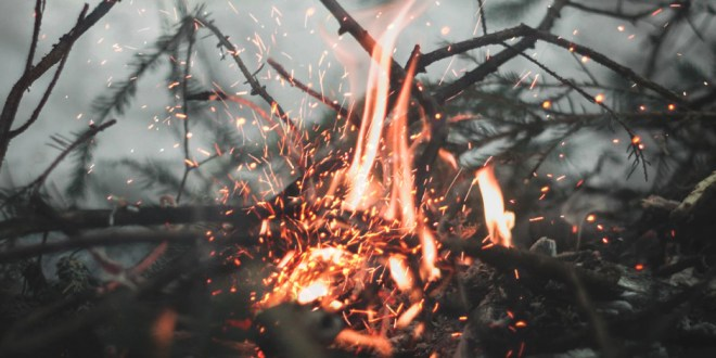 Like a Flame Unquenchable   4 February 2021