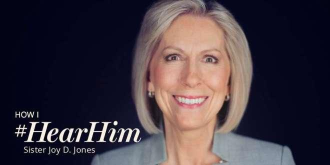 President Jones Shares Blessings of Acting When God Speaks in New #HearHim Video