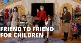 Watch This Special Video Invitation to the Upcoming Friend to Friend Broadcast