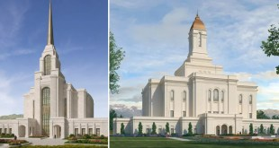 Groundbreakings Announced for Syracuse and Tooele Temples