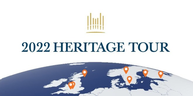 Tabernacle Choir Heritage Tour推迟到2022年