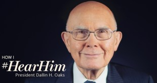 Act Upon Impressions, President Oaks Says in New #HearHim Video
