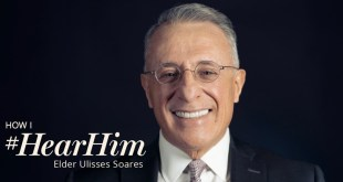 Elder Soares Shares Spiritual Experience in New #HearHim Video