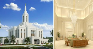 Dedication Date Announced for Pocatello Idaho Temple