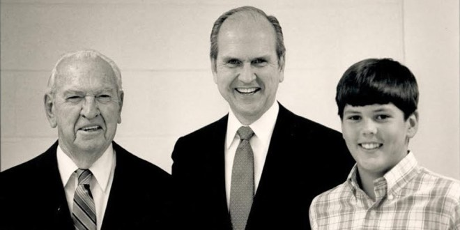Latter-day Saint Leaders Honor Father Figures in Social Media Posts