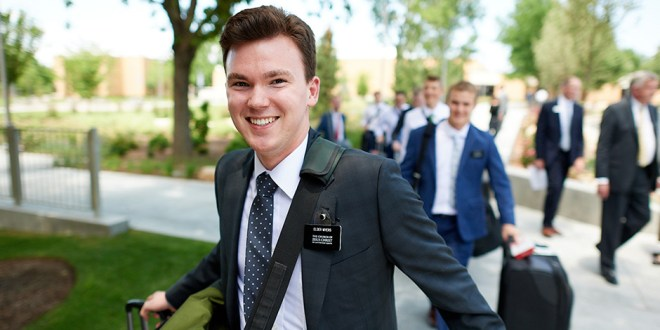 Provo Missionary Training Center Resumes In-Person Training