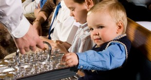 Teaching Children to Love the Sacrament