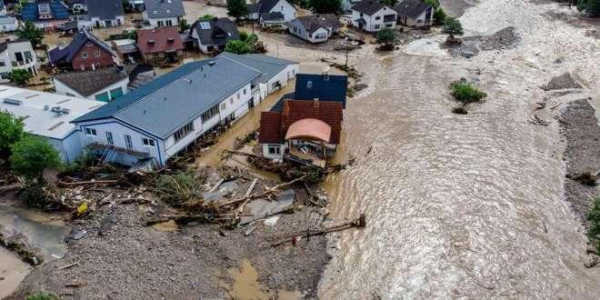 Church Responds to Unprecedented Flooding in Europe