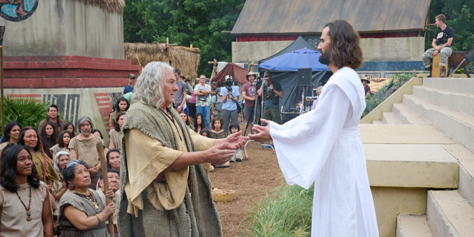 Jesus Christ Visits Ancient Inhabitants of the Americas in Season 4 of the 'Book of Mormon Videos' Series