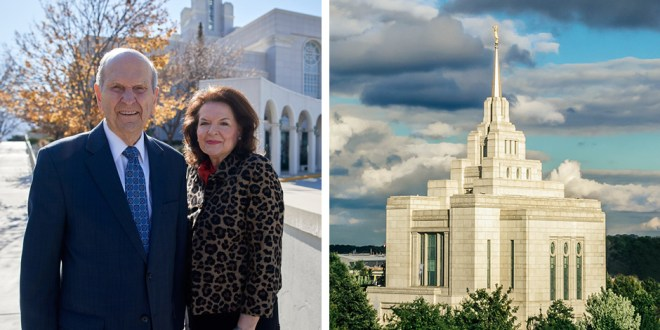 President Nelson Expresses Gratitude for the Reopening of All Temples