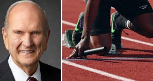 President Nelson Shares Special Messages as Olympics Begin