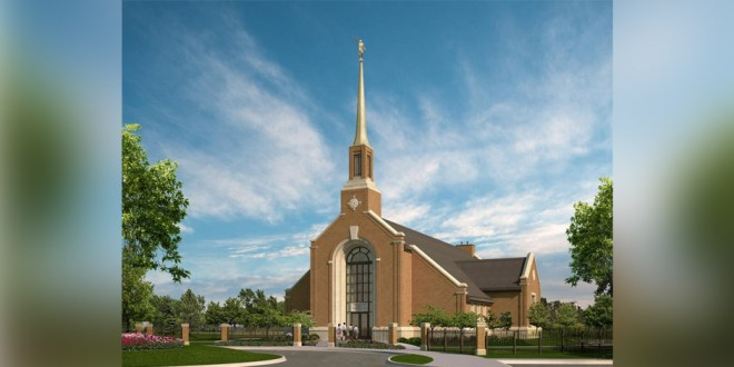Winnipeg Manitoba Temple Open House and Dedication Dates Announced