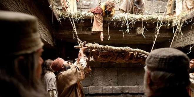 The Faith to Break Roofs   6 September 2021