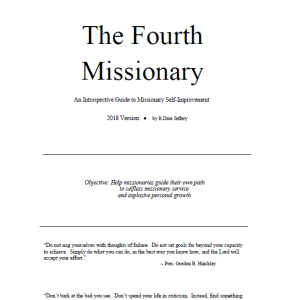 The 4th missionary