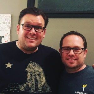 Shawn Rapier and Nick Galieti - Latter-day Lives Podcast