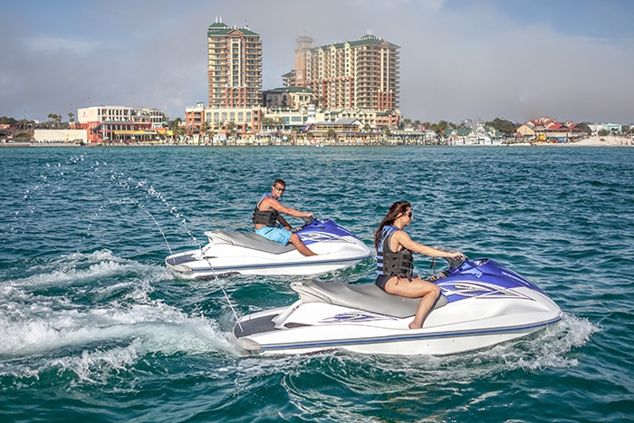 Waverrunner Rental Destin