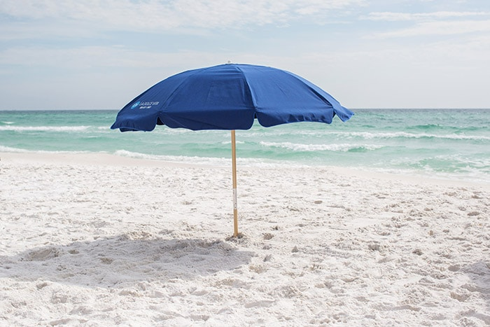 Destin Beach Umbrella Rental