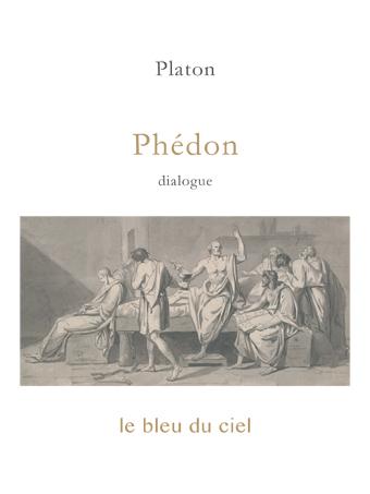 couverture du dialogue de Platon | Phédon