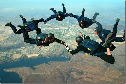 Parachutistes-anonyme