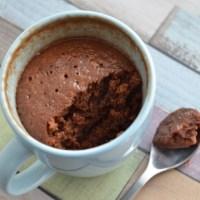 Gourmandise express : Le mug cake au Nutella sans oeuf
