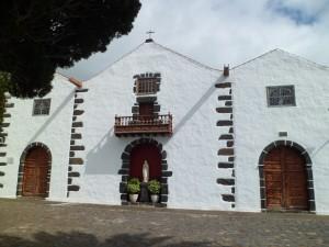 L'église à trois nefs de Villa de Maso
