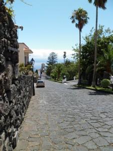 Une vue de Villa de Maso
