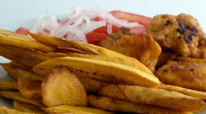 Chifles: Chips de Plátano Frito