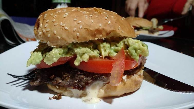 Churrasco italiano del Puro Chile