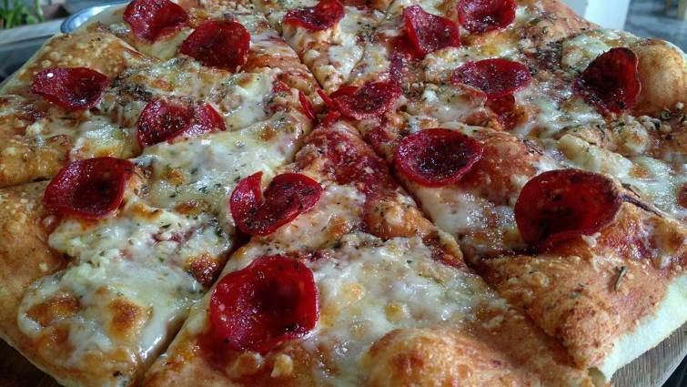 Babel V: Pizza NYC