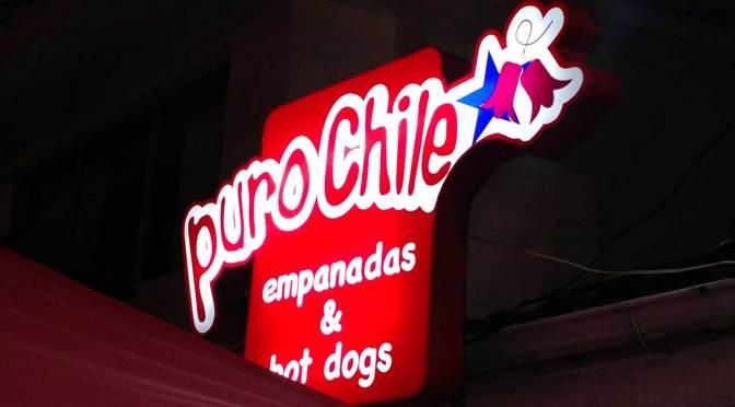 Puro Chile en Cuenca