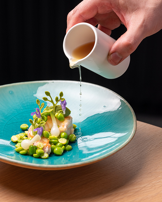 Le Gastronome plat bouillon