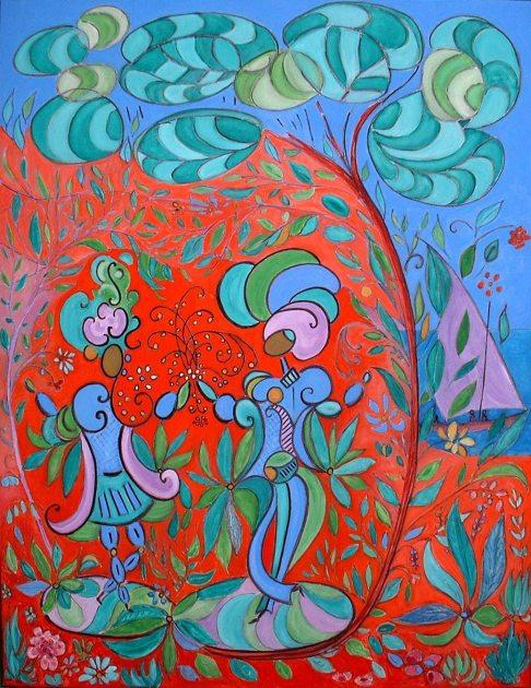 Claude Ollivier a déjà exposé à : Paris à la fin des années 80, où il faisait partie de l'Atelier du Canal Saint-Martin) ; à Canet-en-Roussillon (1994, 96) ; à Argelès-sur-Mer (1995, 97) ; au Boulou (2000) ;à Collioure (2001) ; au Barcarès (2011) ; à Salses-le-Château et Rivesaltes (2012)... Il a été sous contrat avec la Galerie de l'Olympe à Perpignan (de 2004 à 2008).