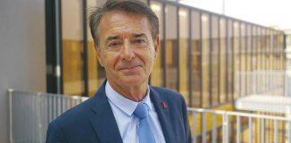 Jean-Paul Alduy (UDI), président de l'Agglo PMCA (Perpignan Méditerranée Communauté d'Agglomération)