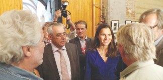 Les élus socialistes des P-O ont refusé d'accompagner Aurélie Filippetti lors de sa visite des expos