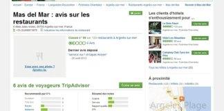 La rédaction de CGM s'est penchée sur la sélection et le classement des restaurants d'Argelès-sur-Mer... Edifiant, consternant, accablant !
