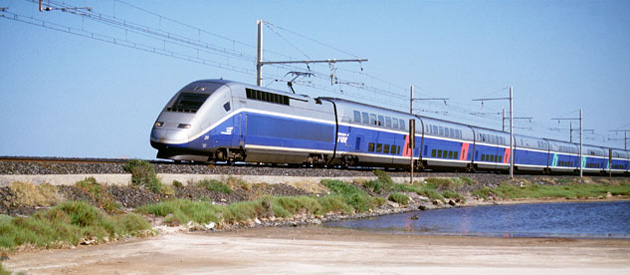 TGV-Paris-Barcelone