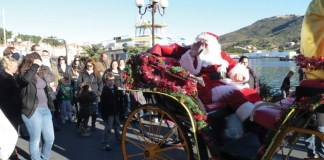 Le Père Noël est l'invité d'honneur du marché de Noël organisé par la municipalité de Port-Vendres, le samedi 21 et dimanche 22 décembre. Outre une distribution géante de bonbons, il immortalisera cet instant magique en se faisant photographier le dimanche avec les enfants, à 15h 30, sur le Parking de la Plaisance.