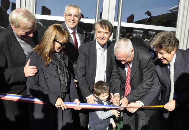 Le Groupe Fiorilo présidé par Jean-Michel Mérieux, a inauguré son 7ème restaurant Mc Donald's sur le sol roussillonnais