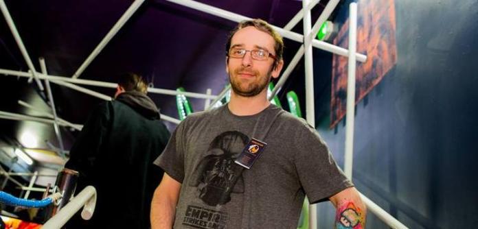 David Lombardo lors du FunPlay II