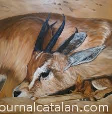 Peinture Anne Zamo