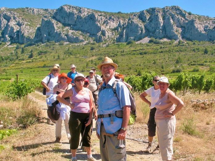 Le club de randonnée de VingrauJ