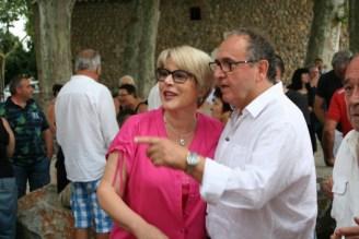 Marie-José RUIZ et Michel MAFFRE