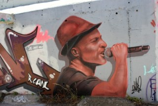 R Can : 'Kick Au Mic', vu par Diips – Photo © le journal catalan.com