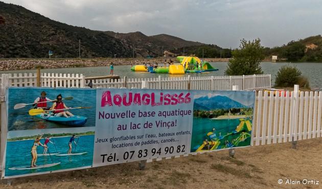 La base Aquagliss 66