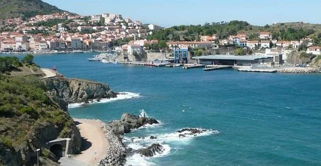 Port vendres mesure du niveau z ro par l ordre des g om tres experts le journal catalan - Office du tourisme de port vendres ...