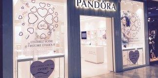 PANDORA, troisième marque de bijoux au monde, a choisi le Centre Commercial Auchan-Porte d'Espagne pour ouvrir sa 1ère boutique à Perpignan