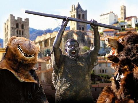 La Fête de l'Ours à Prats de Mollo-la Preste