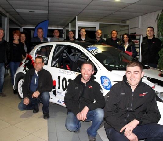 Le Prades Rallye Team en course pour 2016